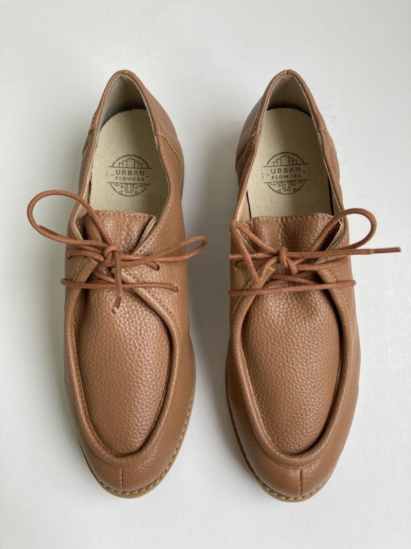 Sapato Yule Conhaque (Amostra) 1