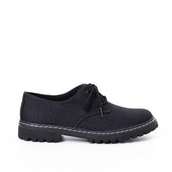 Sapato Tratorado Terra Hidrorrepelente Preto